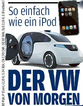 Magazine iCar