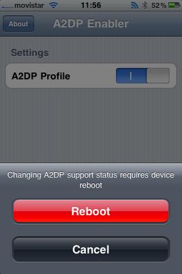 Bluetooth-A2DP