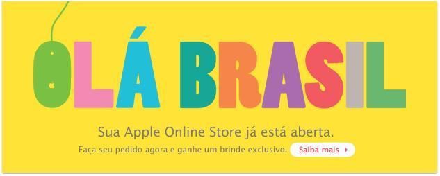 apple store brazil