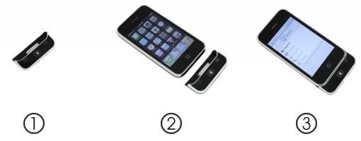 iPhone RFID instrucciones