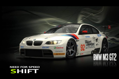 Need For Speed Shift iPhone