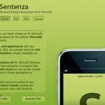 Sentenza: Un programa para Windows que te permite desarrollar aplicaciones web para el iPhone