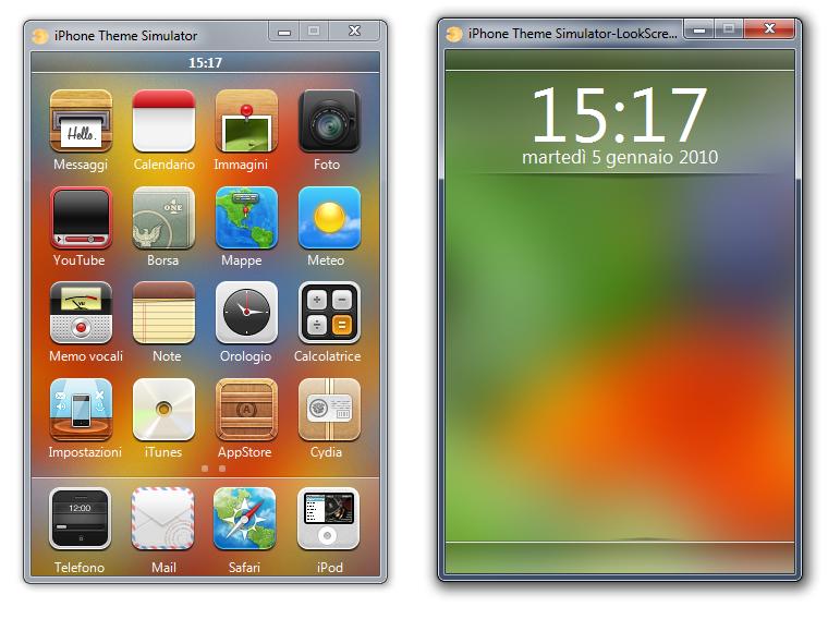 iphone-theme-simulator