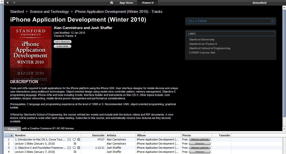 Introducción a la Programación de Aplicaciones iOS con Swift