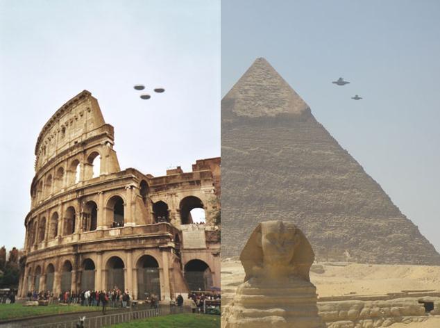 imagenes de platillos voladores