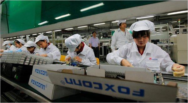 Women in Foxconn