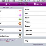 iBye te permite hacer backups de tu iPhone sin necesidad de iTunes