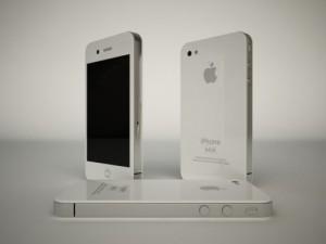 New iPhone 4G white
