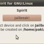 Spirit para Linux ya tiene interfaz gráfica de usuario