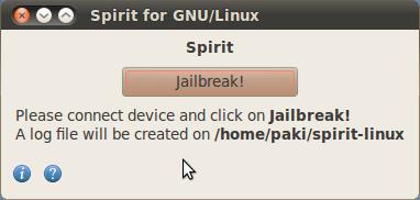 Spirit for Linux GUI