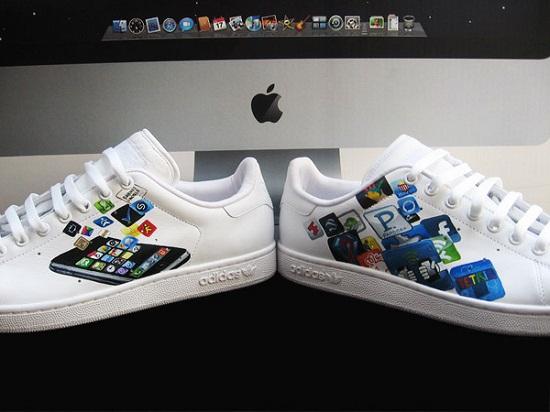 Adidas Stan Smith iPhone