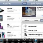 Descarga gratis la nueva aplicación de la Apple Store para el iPhone y el iPod Touch
