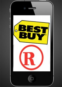 Comprar iPhone 4 en BestBuy o Radio Shack