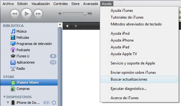 Como actualizar a iOS 4