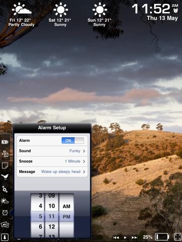 Aplicación My Frame para el iPad