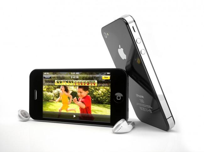 iPhone HD mockup