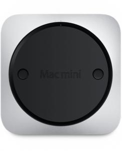 New Mac mini bottom