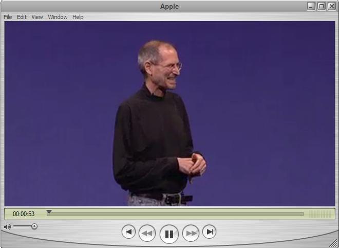 iPhone 4 keynote