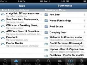 Firefox Home App
