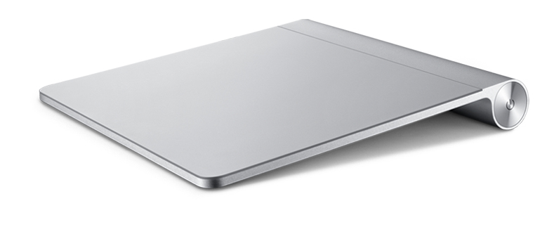 New Magic Trackpad