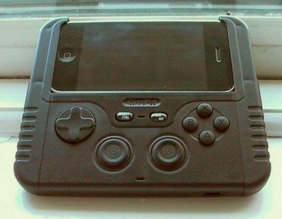 Control de juegos para el iPhone
