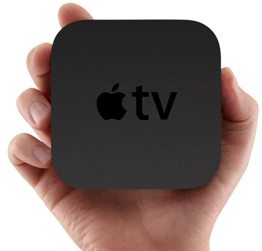 New Apple TV Design