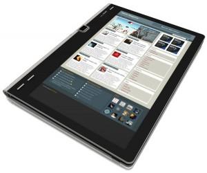 Diseño conceptual del iPad 2