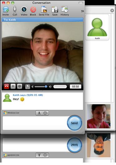 Messenger para Mac 8