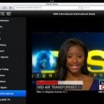 Cómo ver TV en vivo en Alta Definición directamente en tu iPhone, iPad y iPod touch