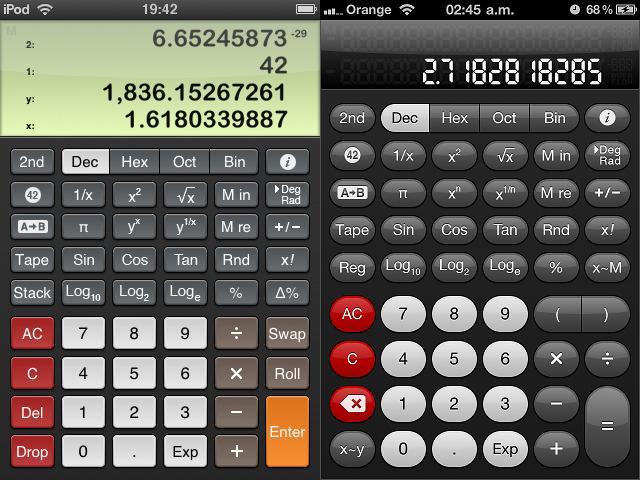 Super Calculadora para iPhone