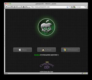 Descargar GreenPois0n RC5 b4 for Mac