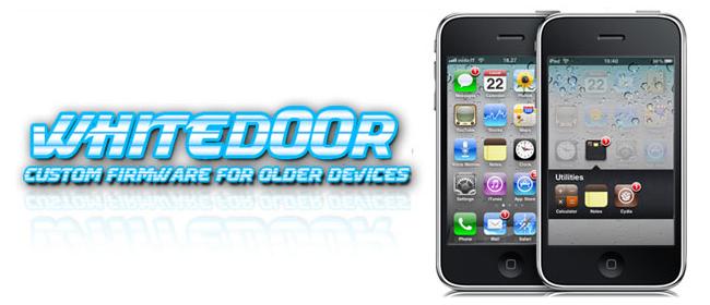 whited00r iPhone custom firmware