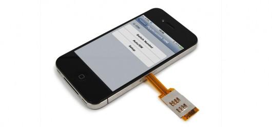 iPhone 4 dual-SIM