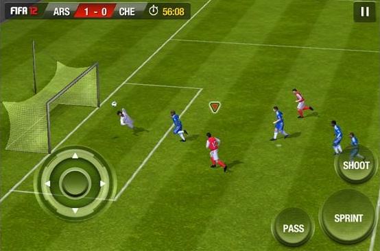 FIFA 12 ya está disponible en la App Store. Descarga gratis aquí.