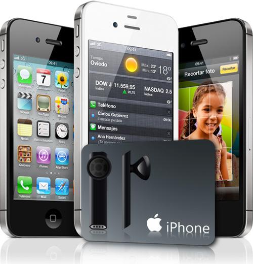 iPhone 4S Bluetooth 4.0