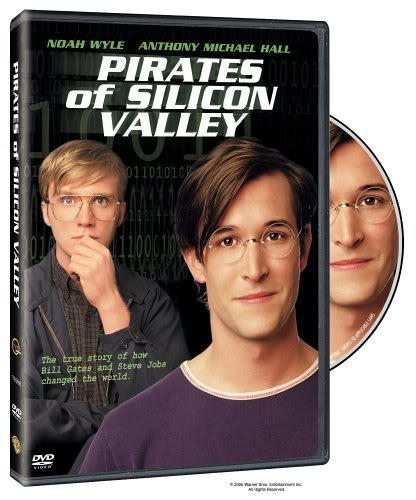 Cover película Piratas de Silicon Valley