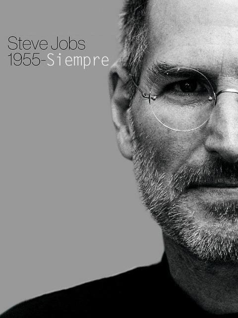 Steve Jobs por siempre