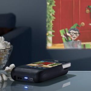 Pico proyector para el iPhone