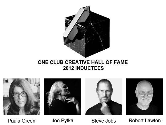 Steve Jobs y The One Club