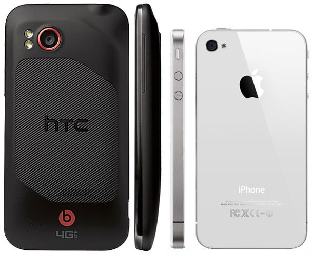 smartphones LTE