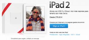 iPad 2 barato