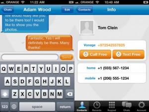 Vonage para iOS