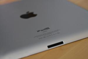 nuevo iPad HD