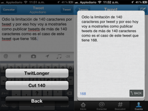 Infinite-Tweet-iOS
