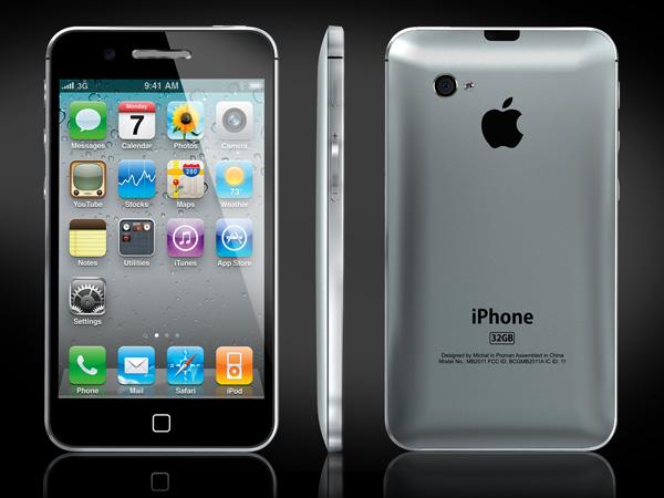iPhone 5 en junio