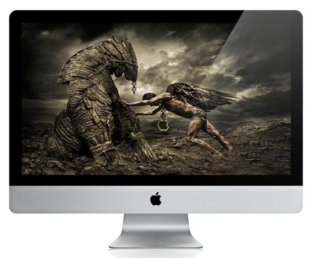 Troyano en Mac OS X