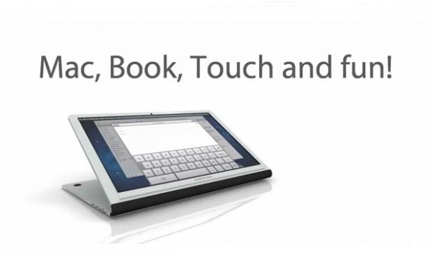 MacBook Air Touch