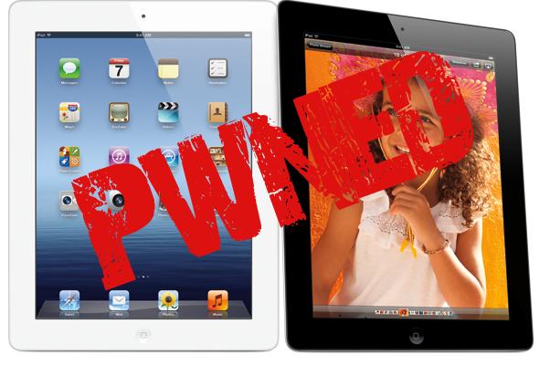 Для владельцев iPad 3, которые ждали непривязанный джейлбрейк для