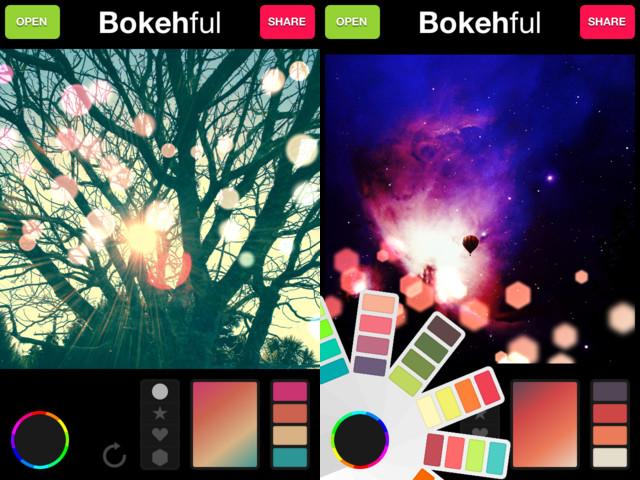 Fotos con efectos de luces borrosas imagui - Aplicaciones para decorar fotos gratis ...