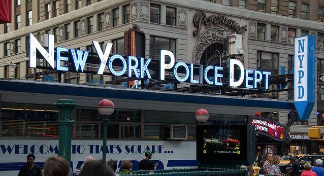 El departamento de polic a de new york tiene una unidad for Oficina de policia